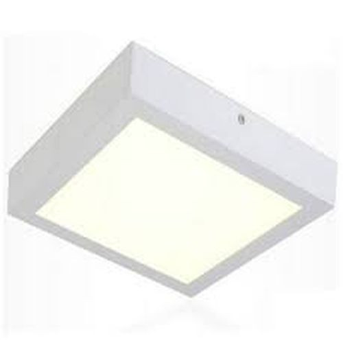 LED E5 SQUARE 6W 3000K MOUNTED